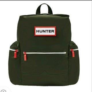 HUNTER - HUNTER  ハンター オリジナル トップクリップ バックパック