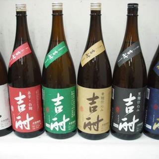 【限定焼酎】 吉酎(きっちゅう)1.8L 25度 6種6本セット(焼酎)