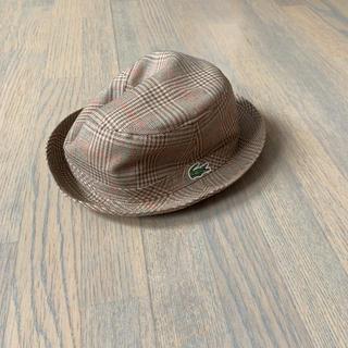 ラコステ(LACOSTE)の帽子(ハット)