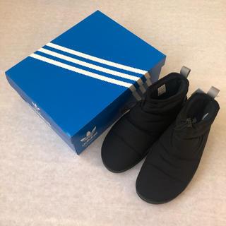 アディダス(adidas)の新品 adidas アディダス ADILETTE PRIMA 27.5cm 黒(ブーツ)