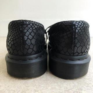 ドクターマーチン(Dr.Martens)の★確認ページ★❤️希少品❤️★美品★ドクターマーチン UK5(ローファー/革靴)