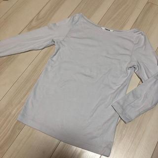 イエナ(IENA)のやまくみ様専用AURALEE IENA別注 ボートネックTシャツ(Tシャツ(長袖/七分))