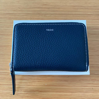 トゥモローランド(TOMORROWLAND)のVASIC Round mini 財布(財布)