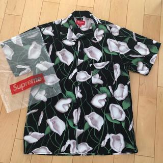 Supreme - Supreme Lily Rayon Shirt レーヨン アロハ