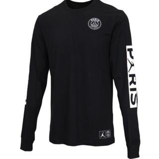 NIKE - 新品 限定 値下げ PSG ジョーダン JORDAN 長袖Tシャツ  Mサイズ