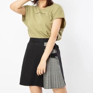 CECIL McBEE - 今季新作‼️新品 CECIL McBEE♡サイドプリーツスカート