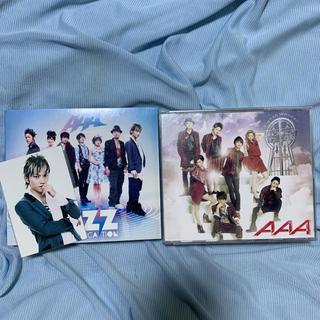 トリプルエー(AAA)のAAA DVD CD(ポップス/ロック(邦楽))