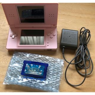ニンテンドーDS - NintendoDS Lite 本体・ポケモンソフトセット!