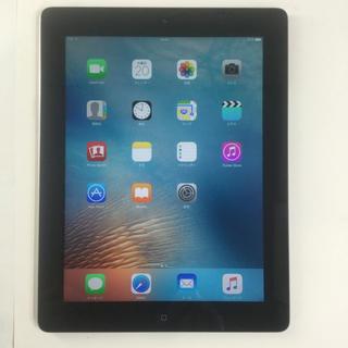 iPad - Apple/iPad3/WiFi/iOS 9.3.5/16GB/黒ふち/美品
