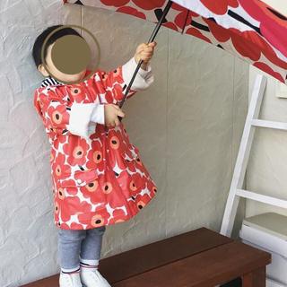marimekko - マリメッコ  レインコート 厚手 ジャンパー