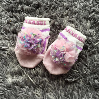 ANNA SUI mini - 新品未使用❤️ANNA SUI mini 靴下