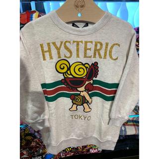 HYSTERIC MINI - ヒスミニ  TOKYO BIGトレーナー