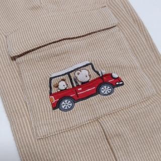 familiar - ファミリア パンツ ズボン 90 使用感強