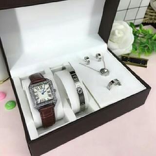 Cartier - 特売セール  カルティエ Cartier 腕時計 新品未使用  五枚セット