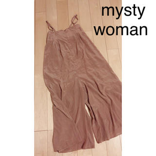 ミスティウーマン(mysty woman)の mysty woman(オールインワン)