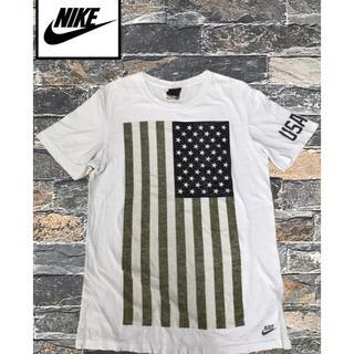 NIKE - NIKE USATF 星条旗 ビックプリント‼️