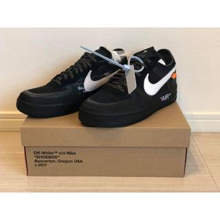 NIKE -  エア フォース 1 LOW THE TEN 27cm