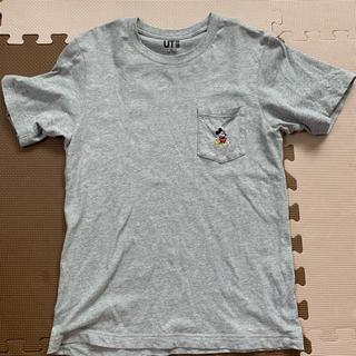 ユニクロ(UNIQLO)のユニクロ ミッキー Tシャツ(Tシャツ/カットソー(半袖/袖なし))