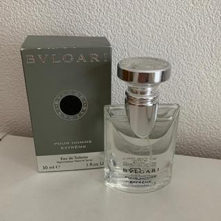 BVLGARI - BVLGARI プールオム エクストレーム 香水  30ml