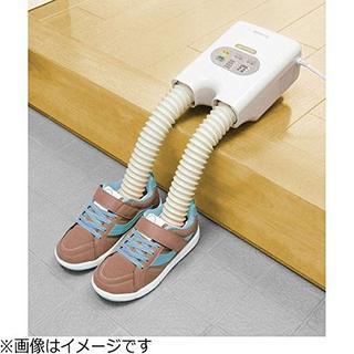 アイリスオーヤマ - アイリスオーヤマ 靴乾燥機 ダブルノズル SD-C1-W