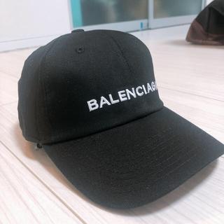 Balenciaga Cap キャップ バレンシアガ 黒