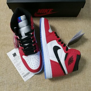 NIKE - 26㎝ NIKE AIR Jordan 1 Spider-Man