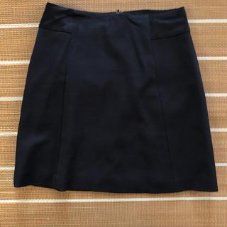 ルシェルブルー(LE CIEL BLEU)のルシェルブルー スカート 黒(ミニスカート)