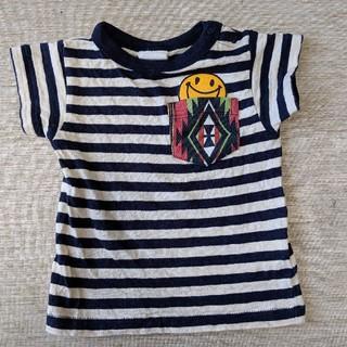 BREEZE - 【BREEZE】半袖Tシャツ【80センチ】