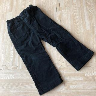 MUJI (無印良品) - 無印良品 コーデュロイ パンツ ズボン 80