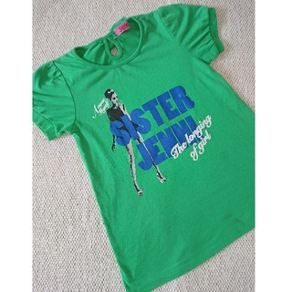 JENNI - 女の子 140 チュニック Tシャツ SISTER Jenni