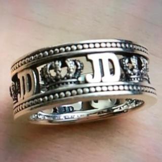 ジャスティンデイビス(Justin Davis)の美品 ジャスティンデイビス リング 7号(リング(指輪))