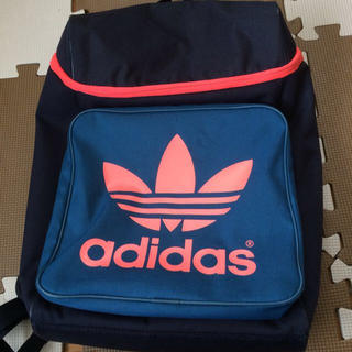 アディダス(adidas)のadidasリュク25日まで5200円(バッグパック/リュック)