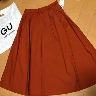 GU - ❤️新品❤️ GU  スカート  M  タグ付き