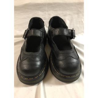 ドクターマーチン(Dr.Martens)のドクターマーチン☆☆超厚底ソール☆☆ストラップシューズ(ローファー/革靴)