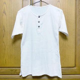 麻製Tシャツ