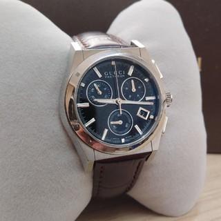 Gucci - ほぼ未使用 極美品 グッチ 腕時計
