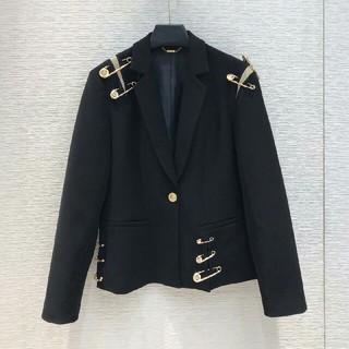 VERSACE -  スーツ Versace ヴェルサーチ メンズ かっこいい 高品質 ファッション