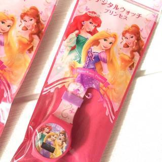 Disney - 【1個】ディズニープリンセス ⭐︎デジタルウォッチ★腕時計⭐︎ 新品未開封品
