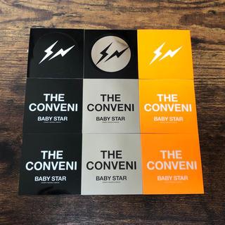 FRAGMENT - THE CONVENI ベビースター ステッカーセット
