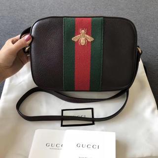 Gucci - 新品未使用❣️正規GUCCI スプリームショルダーバッグ シリアルNOあり