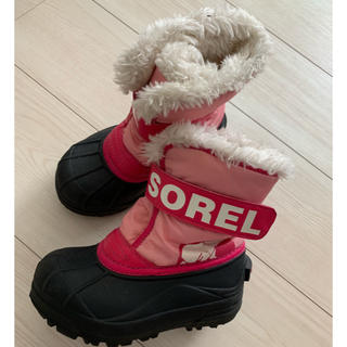 ソレル(SOREL)のソレル キッズ スノーブーツ (ブーツ)