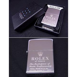 ロレックス(ROLEX)のROLEX 新品 ジッポ(タバコグッズ)