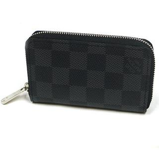 LOUIS VUITTON - ルイヴィトン ダミエグラフィット ジッピー・コインパース 小銭入れ N63076