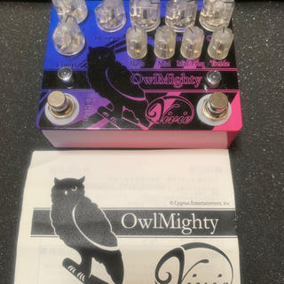 Vivie owlmighty ベースプリアンプ