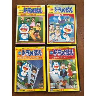 小学館 - ドラえもん DVD 4本セット