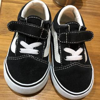vans オールドスクール kids baby スニーカー 13.5㎝