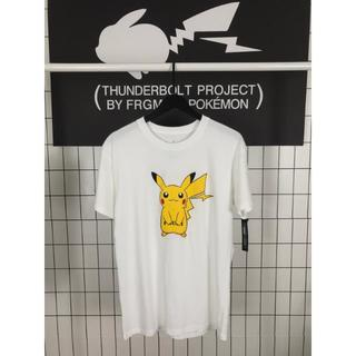 FRAGMENT - 【THUNDERBOLT PROJECT / ピカチュウ Tee ブラック】