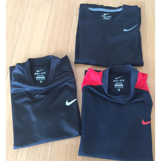NIKE - NIKE  スポーツTシャツ3枚セット