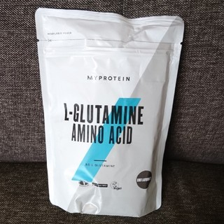 MYPROTEIN - Lグルタミン 500g ノンフレーバー