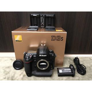 Nikon - 現状特価 僅か84ショット? Nikon D3s ニコン